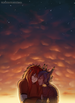 Amoine and Karthuro by CupCake992