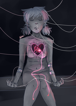 Disconnected by Sketchyb00k
