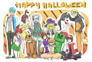 A Happy Halloween! by MyHappiiDays