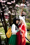 Under the cherry tree by HoraiCosplay