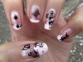Butterfly Theme by LexCorp213