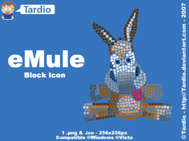 eMule Block Icon by Tardio