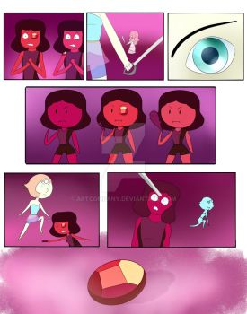 The End Of Pink Diamond Pt 6 by Artcompany