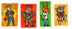5$ friday ACNL theme 080213 by not-fun