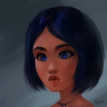Sapphire by M-Y-S-T-l-C