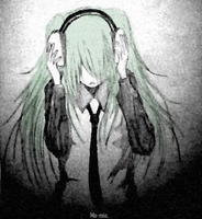 Disappearance of Hatsune Miku by Ma-mio