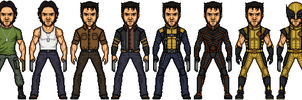 Wolverine by Agent-257