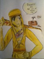 Kill all the Barrels, Stephano! by judy2468