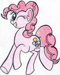 Badly Drawn Pinkie by partylikeapegasister