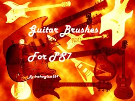 Guitar Brushes by getfirefox