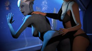 Bad asari! by Mallyxable
