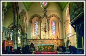 The Altar, St Mary-le-Wigford by TheBaldingOne