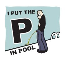 I Put the P in Pool by mylkhead