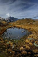 Autumn in the Vanoise by emmanueldautriche