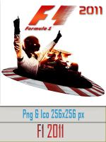 F1 2011 Icon by evolution99