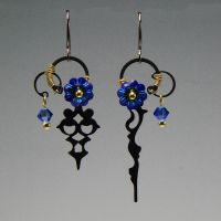 Nyx II v9 Earrings- SOLD by YouniquelyChic