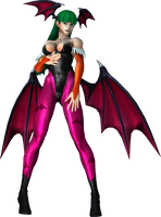 Morrigan by candycanecroft