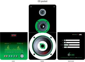 CD pocket by cleongy