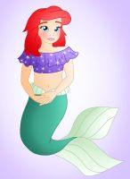 Little princess: Ariel by Willemijn1991