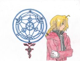 Fullmetal Alchemist by Cross-Angel-Chan