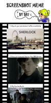 Screenshot Meme SHERLOCK by heartsintertwine