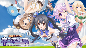 Neptunia Anime - Wallpaper 41 by karto1989