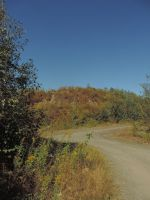 Promontory mountain~9/15/2014~15 by Mathayis
