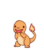 Charmander by michellescribbles