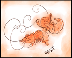 Shrimpy shrimps by Velexane