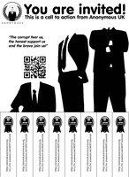 Anonymous UK Flyer - Onslaught by OpPaperStorm