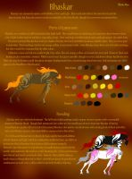 Bhaskar Breed Sheet by HaliteAnn