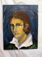 Self Portrait FINISHED by Than1Ducis