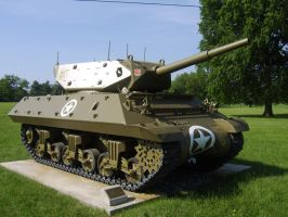 M10 Tank Destroyer by HooHa-Man