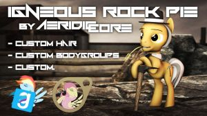 [DL] Igneous Rock Pie by AeridicCore