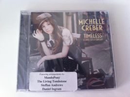Timeless Songs of a Century - Michelle Creber by J25TheArcKing
