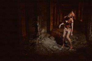 Nurse - Silent Hill by amourpsyhea