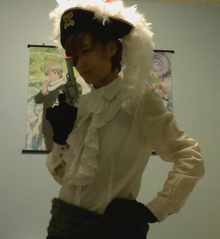 Pirate England Cosplay by IfWingsWereReal