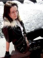 Squall Leonhart by Rina-Hatakeda