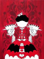Queen of Hearts by bgray