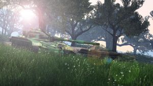 T-72 by Narox22