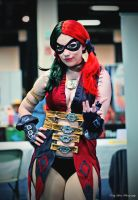 Harley Quinn by MyLifeThroughTheLens