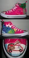 Kirby's Epic High-tops by knacc