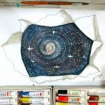 Galaxy drawing by AnimeArtworks-11