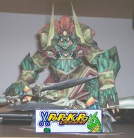 Ganon PePaKuRa Files by billybob884