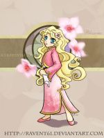 Toffee0103- Blossom by ravent61