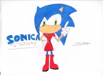 Gift for SonicaSpeed by Jack-Hedgehog