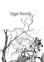 Trigger Warning: Front Page Doodle by erebus-odora