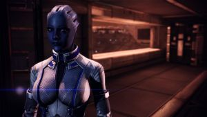 Liara T'Soni 25 by johntesh