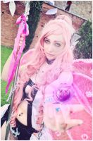 Luka Megurine - Blame Of Angel Cosplay IV by ArashiHeartgramm