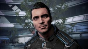 Kaidan for Dinner - Mass Effect 3 by loraine95
